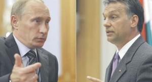 A magyar és az orosz miniszterelnök